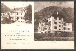 Carte P ( Château-d'Oex / Inauguration De La Nouvelle Infirmerie 1936 ) - VD Vaud