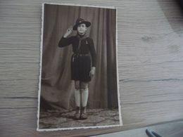 Photo Originale Format CPA Scout Scoutisme - Pfadfinder-Bewegung