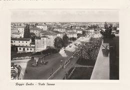 Cartolina - Postcard /   Viaggiata - Sent /  Reggio Emilia, Viale Isonzo. ( Gran Formato ) Anni 50° - Reggio Nell'Emilia