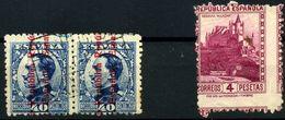 España Nº 600hc, 674. Año 1931-32 - 1931-50 Usados