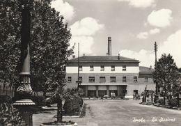 Cartolina - Postcard /   Viaggiata - Sent /  Imola, La Stazione.  ( Gran Formato ) Anni 60° - Imola