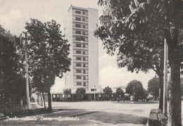 Cartolina - Postcard /   Viaggiata - Sent /  Imola, Viale Dante.  ( Gran Formato ) Anni 60° - Imola