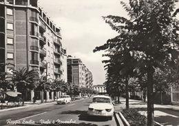Cartolina - Postcard /   Viaggiata - Sent /  Reggio Emilia, Viale 4 Novembre.  ( Gran Formato ) Anni 60° - Reggio Nell'Emilia