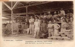 CAMPAGNE DU MAROC, 1907-1908 - 530  2 - BER-RECHID- Le Four De Campagne. - Sonstige