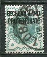 Bechuanaland Mi# 52 Gebraucht/used - Victorian Times - Bechuanaland (...-1966)