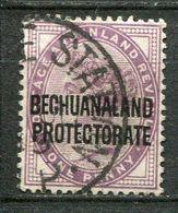 Bechuanaland Mi# 47 Gebraucht/used - Victorian Times - Bechuanaland (...-1966)