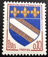 N° 1353   NEUF ** SANS  CHARNIÈRE ( LOT:1754 ) - 1941-66 Escudos Y Blasones
