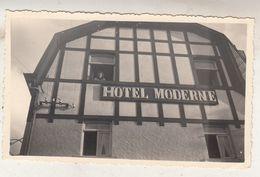 Francorchamps - Hôtel Moderne - 1948 - Photo 6.5 X 11 Cm - Lieux