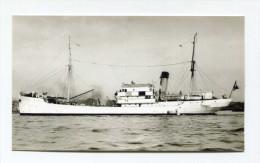 "Photo-carte Du Chalutier ""Boréal, Ex - Rémy Chuinard"" Granville - Normandie - Morutier - Terre-Neuve - New Foundland - Boats"