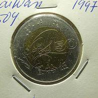 Taiwan 50 Yuan 1997 - Taiwan