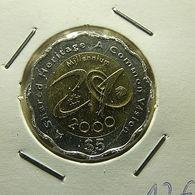 Singapore 5 Dollars 2000 - Singapore