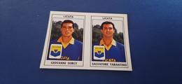 Figurina Calciatori Panini 1989/90 - 422 Sorce/Tarantino Licata - Panini