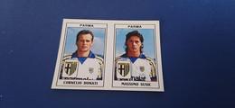 Figurina Calciatori Panini 1989/90 - 450 Donati/Susic Parma - Panini