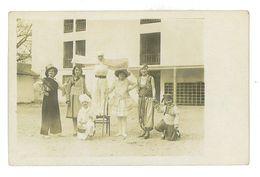 CARTE PHOTO 64 CAMBO-LES-BAINS SANATORIUM MARIENIA 1933 - Cambo-les-Bains
