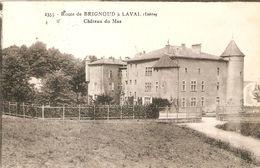 BRIGNOUD . CHÂTEAU DU MAS Route De Laval - Autres Communes