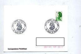 Lettre Cachet Noisy Le Grand Liszt - Postmark Collection (Covers)