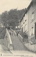 Sainte-Menehould - Les Escaliers Du Château - Sainte-Menehould