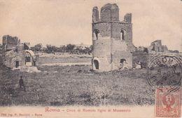 ROMA - CIRCO DI ROMOLO FIGLIO DI MASSENZIO - 1903 - Roma (Rome)