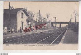 Au Plus Rapide Bobigny Station De La Grande Ceinture - Bobigny