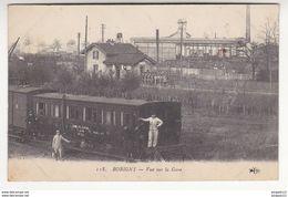 Au Plus Rapide Bobigny Vue De La Gare - Bobigny