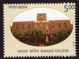 India 2017 Centenary Of Ramjas College, MNH, SG 3274 (E) - India