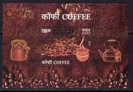 India 2017 Coffee MS, MNH, SG 3306 (E) - India