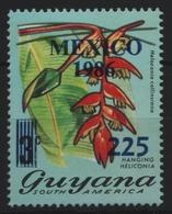Guyana 1986 - Mi-Nr. 1599 ** - MNH - Fussball / Soccer - Guyana (1966-...)