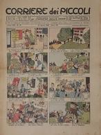Libri Ragazzi - Corriere Dei Piccoli - N. 33 - 18 Agosto 1929 - Ill. M. Bisi - Andere