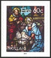 IRLANDE Noël 2013 1v/carnet Adh. Neuf ** MNH - Ungebraucht