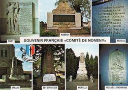 CP 54 Meurthe Et Moselle Nomeny Souvenir Français Comité De - Nomeny
