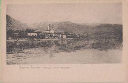 FERIOLO. Verbania. Cusio. Lago Maffiore. Pittore Gignous Eugenio.  Quadro. 6 - Verbania