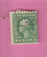 USA. (Y&T) 1916-19 - N°200. *Série Courante*   * 2c *  Obl - Vereinigte Staaten