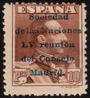 ✔️ Spain Espãna 1929 - Sociedad De Naciones  - Ed. 467 ** MNH - Sin Charnela ! - Nuovi