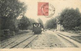 95 NESLES LA VALLEE  - La Gare - Nesles-la-Vallée