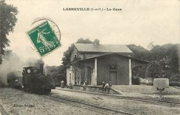 95 LABBEVILLE - GARE - Other Municipalities