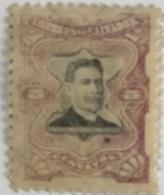El Salvador - A1/3 - (°) Used - 1910 - President F. Figueroa - El Salvador