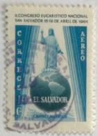 El Salvador - A1/3 - (°) Used - 1966 - Eucharistisch Congres - El Salvador