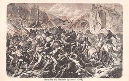 La Suisse à Travers Les Siècles - La Bataille De Naefels 9 Avril 1388 - GL Glarus