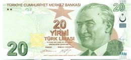 20 LIVRES 2009 - Turchia