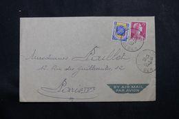 ALGÉRIE - Enveloppe De Alger Pour La France En 1957 , Affranchissement  Plaisant - L 64163 - Covers & Documents