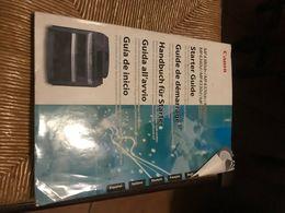 ISTRUZIONI STAMPANTE CANON MF 4730 - Books, Magazines, Comics