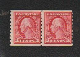 USA. (Y&T) 1916-19 - N°200. *Série Courante*   * 2c * Non Obl - Stati Uniti