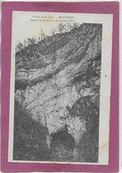 25.-   VALLEE DE LA LOUE  - MOUTHIERS Entrée De La Grotte   ( Voir Dos ) - France