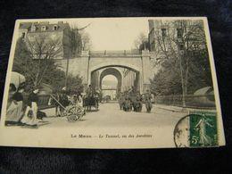 C.P.A.- Le Mans (72) - Le Tunnel Vu Des Jacobins - 1907 - SUP - (DF 93) - Le Mans