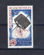 Haute Volta. Poste Aérienne. 6e Journée Métérologique Mondiale - Obervolta (1958-1984)