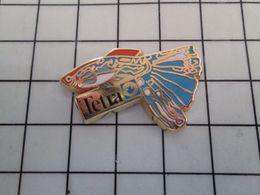 115e Pin's Pins / Beau Et Rare / THEME : ANIMAUX / SUPERBE POISSON EXOTIQUE TETRA Par ELYXIR - Animaux