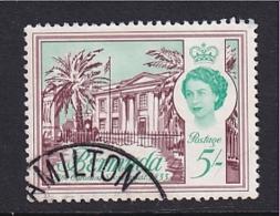 Bermuda: 1962/68   QE II - Buildings    SG177   5/-   Used - Bermuda
