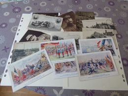 "Lot  Cartes Postales """"militaire"""" - Militaria"