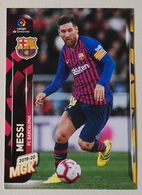 Trading Card Panini Megacracks 2019-20 / Messi, F.C. Barcelona, Nº70 / Nuevo. - Trading-Karten