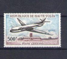 Haute Volta. Poste Aérienne. Caravelle à Ouagadogou - Obervolta (1958-1984)